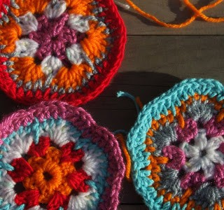 In the Making: Crochet-ed Something