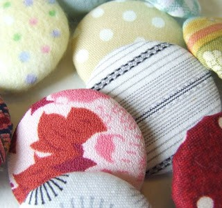 Tutorial: Handmade Covered Buttons