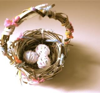 Nest? Basket? I Do Not Know…