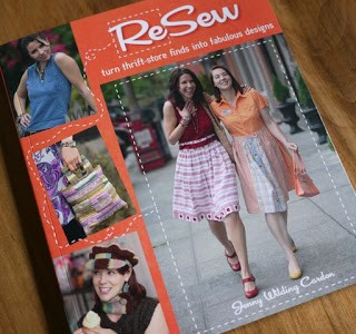 Book Review: ReSew by Jenny Wilding Cardon