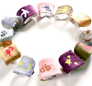 A Finish: Soft Cuffs for Craft Hope Kids