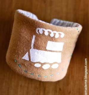 Tutorial: Soft Cuffs for Craft Hope Kids