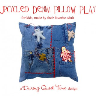Drop-Dead Denim Guest: Amy from During Quiet Time