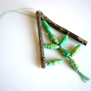 Series 7 – Ornament-ED: Twig 'n Bead Trees