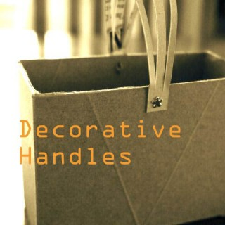 Decorative Gift Handles