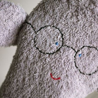 Series 9: Old Towel New – Bath Puppet