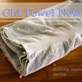 Series 9: Old Towel New – Mop Pad
