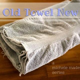 Series 9: Old Towel New – Mop Pad