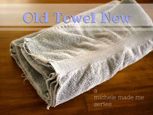 Series 9 Old Towel New Mop Pad Michele Made Me