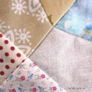 Quilt Block Piecing Trick For Matching Seams