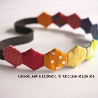 Tutorial: Hexcellent Headband