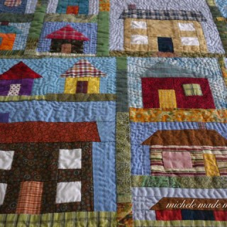 A Little House Quilt