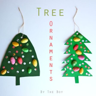 Have Yourself a Merry Little Christmas Ornament #4