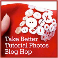 Take Better Tutorial Photos Blog Hop