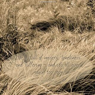 Life is Full of Misery…