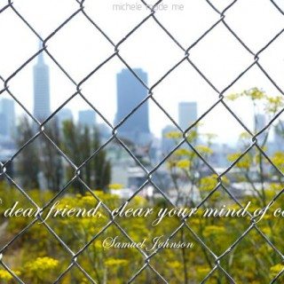 My Dear Friend…