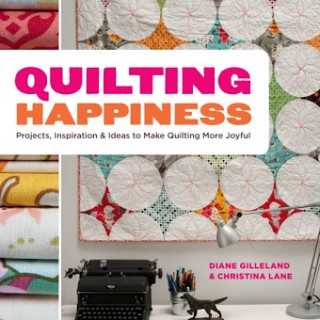 """Quilting Happiness"" Book Review and Giveaway"