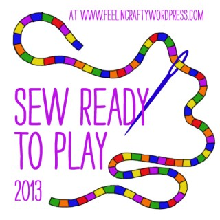 Guest-Posting at Sew Ready To Play Today