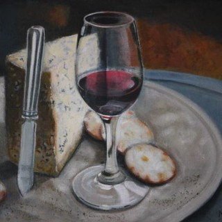 This Still Life is Cheesy…