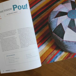 Pouf, Published.