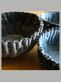 Button Denim Bowls Michele Made Me
