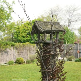A Bird House Gazebo