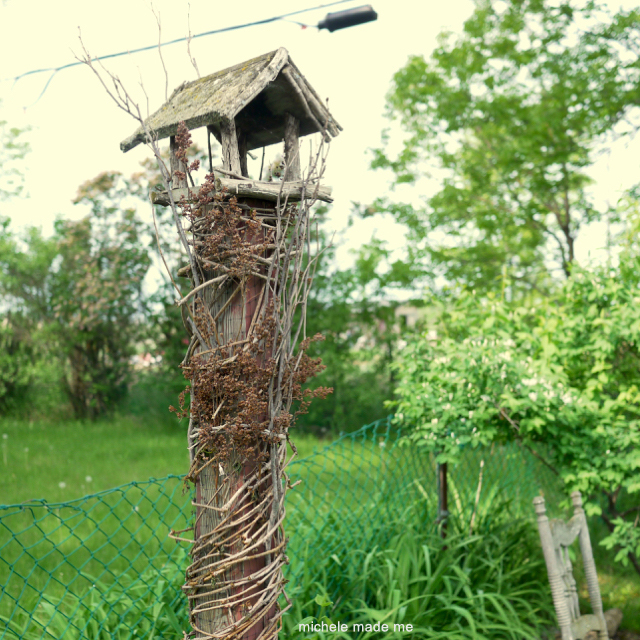 Bird House Gazebo Michele Made Me